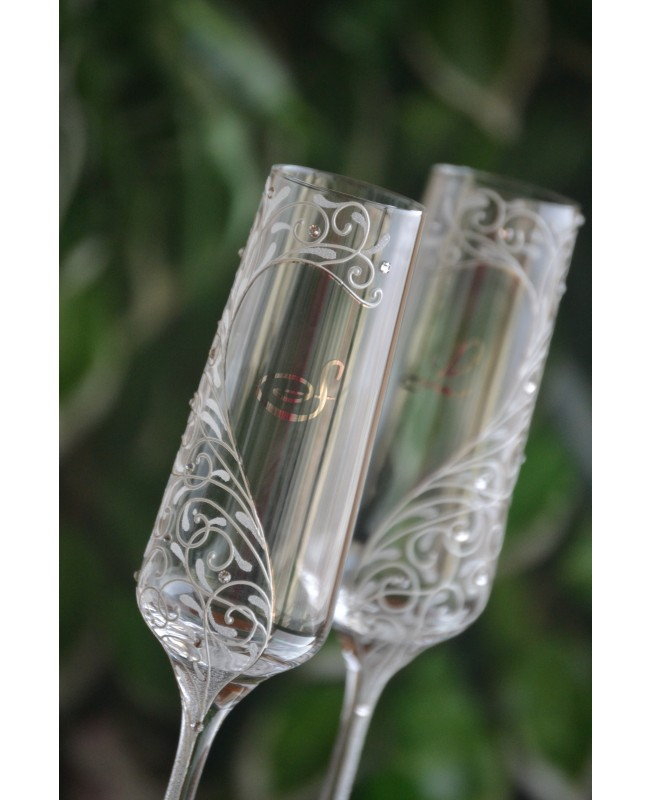 Toasting flute CH0030