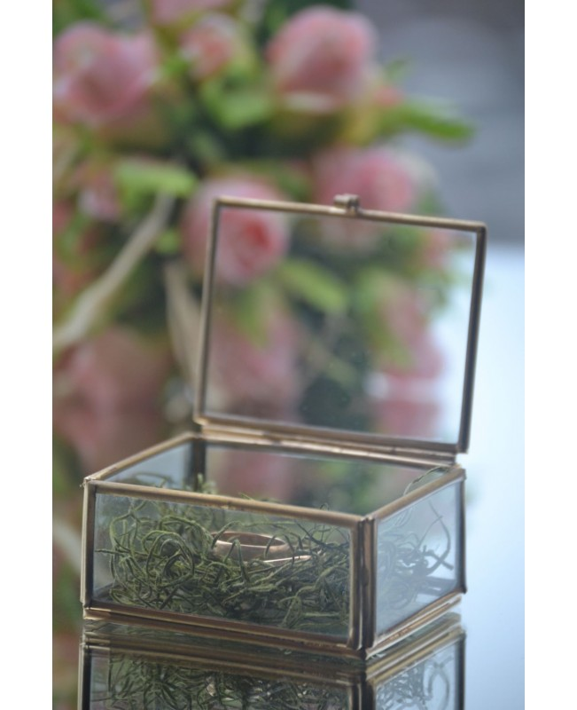 Wedding Ring Box MB22