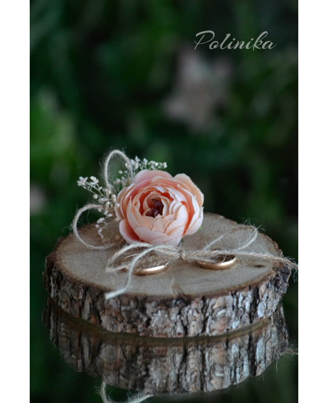 Wedding Ring Box RB05