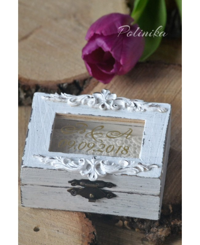 Wedding Ring Box RB02