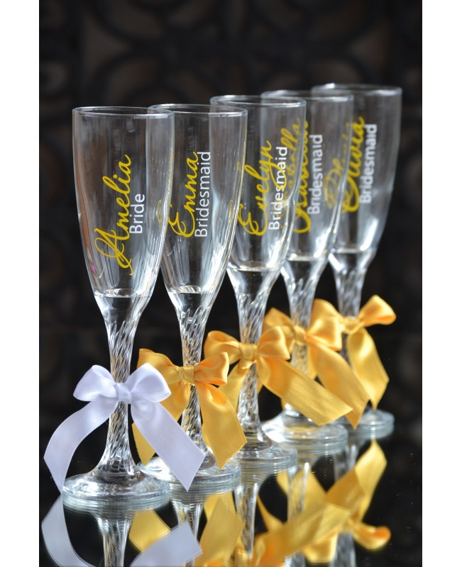 Bridesmaids glasses G 0751