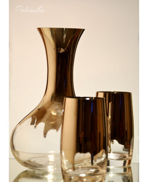 Decanter with set of 6 tumblers ST2280