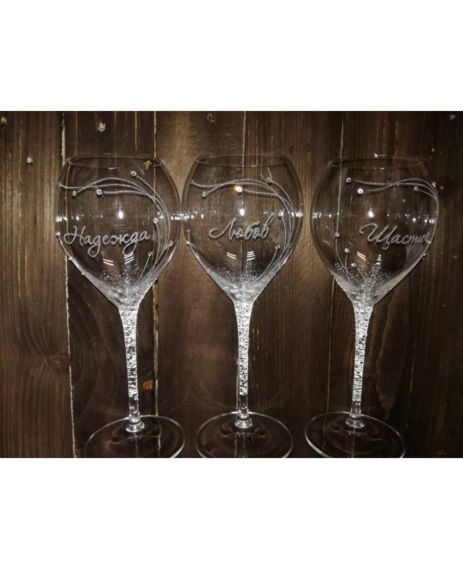 Wine glasses W 0440