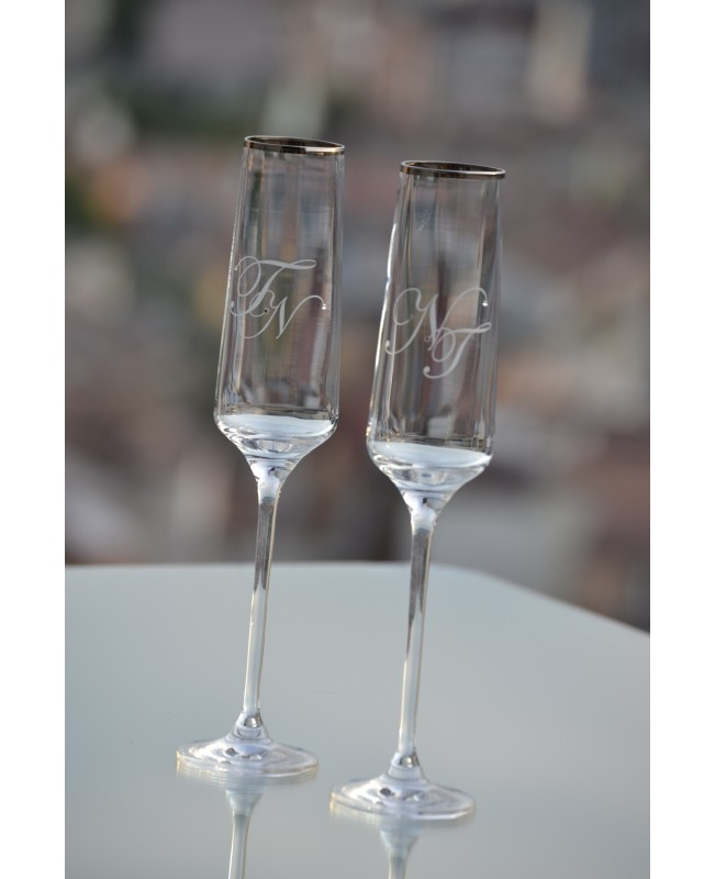 Toasting flute CH0045