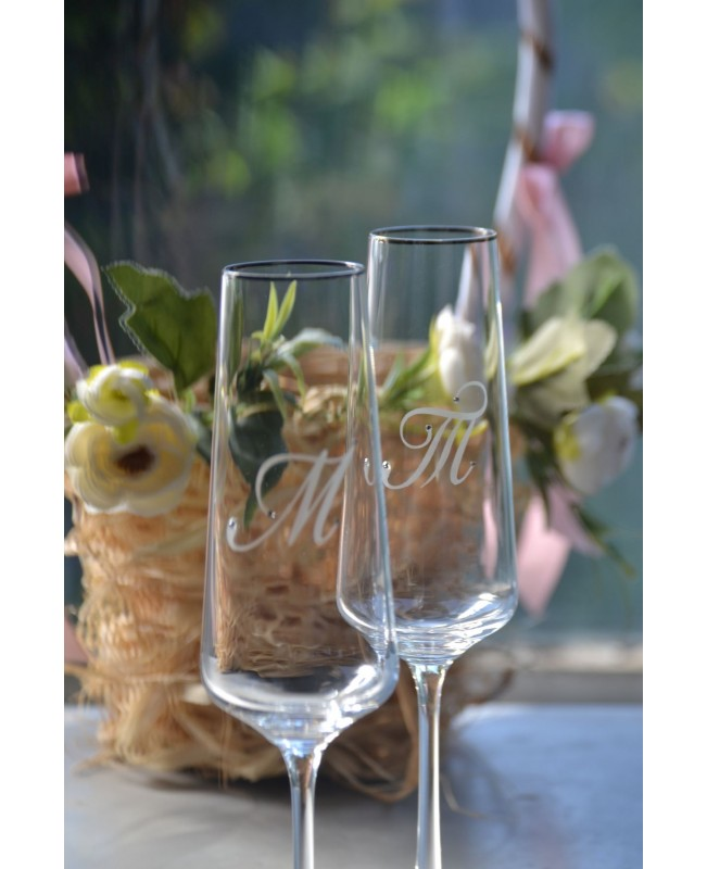 Toasting flute CH0011
