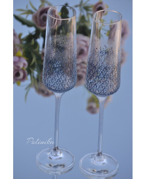 Toasting flute CH0066C