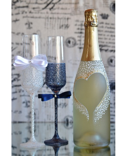 Toasting flute CH0040
