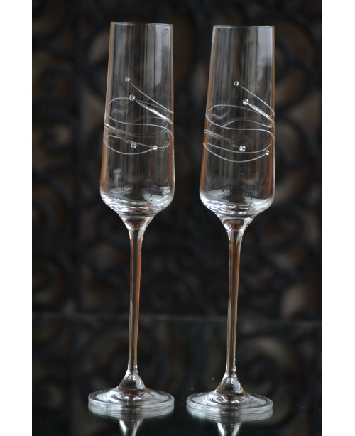 Toasting flute CH0096